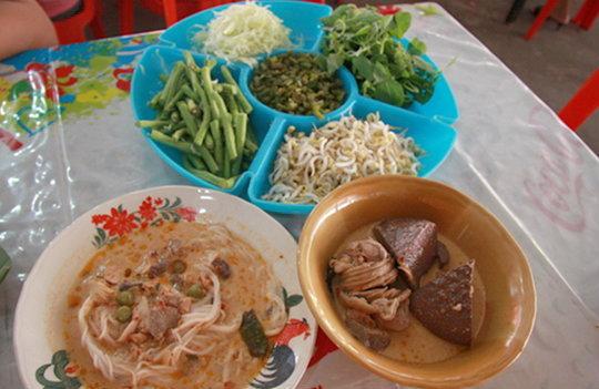 เชิญทุกท่านเที่ยวงานเทศกาลขนมจีนประโดก ครั้งที่ 7
