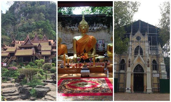 ท่องเที่ยวสไตล์พิศาลวันตรุษจีน ชวนไปไหว้พระ  3 วัดสวยฉบับ Unseen
