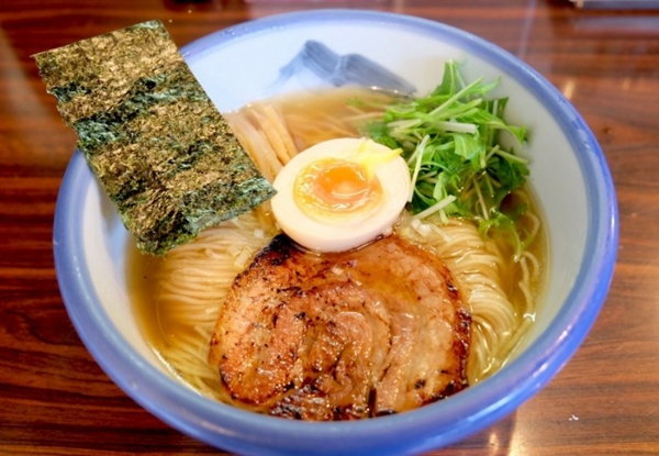 'AFURI' ราเม็งรสเกลือส้มยูซุ (Yuzu Shio Ramen) ราเม็งพระราชาน้ำซุปสีทองที่ทานแล้วไม่เลี่ยน