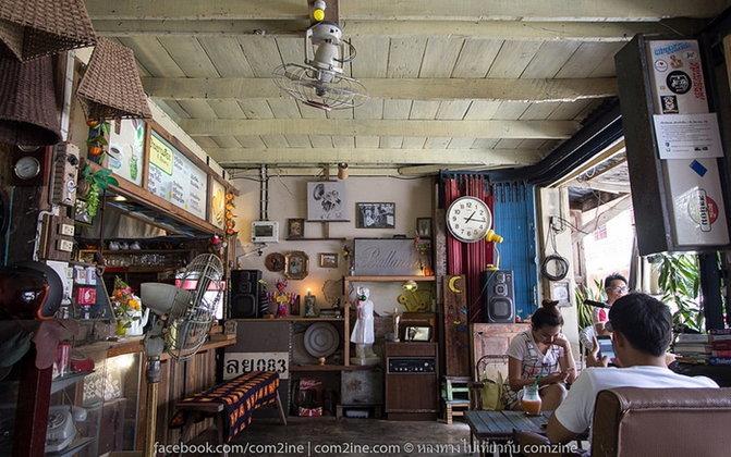 """""""บ้านชานเคียง..ที่เชียงคาน"""" ที่พักหลักร้อย วิวหลักล้าน ติดริมโขง"""