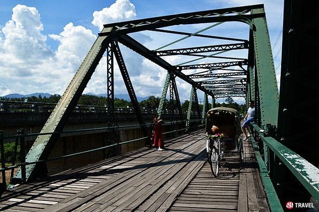 """เยือน """"สะพานปาย"""" สถานที่ประวัติศาสตร์ในยุคสงครามโลก จ.แม่ฮ่องสอน"""