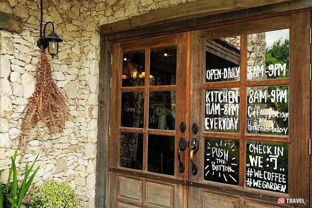 We Coffee Cuisine ร้านกาแฟสุดน่ารัก...สไตล์โรงนาแสนอบอุ่น