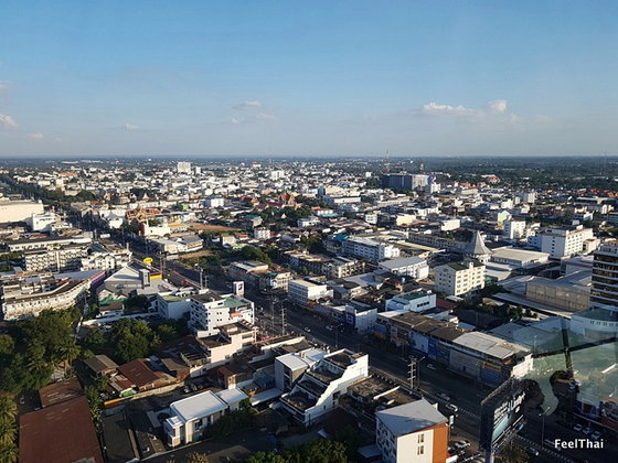 พาชมวิวสูงสุดเมืองโคราช Sky Deck เทอร์มินัล 21