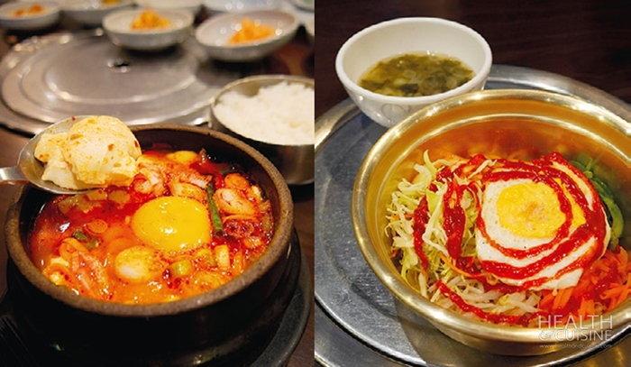 เมียงคา ร้านอาหารเกาหลีต้นตำรับ @ โคเรียนทาวน์