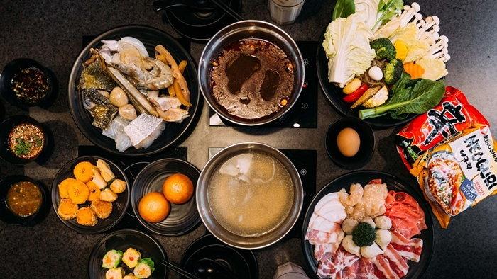 Mong Kok บุฟเฟ่ต์สุกี้สไตล์ฮ่องกง เพลิดเพลินไปกับอาหารและของหวานกว่า100เมนู