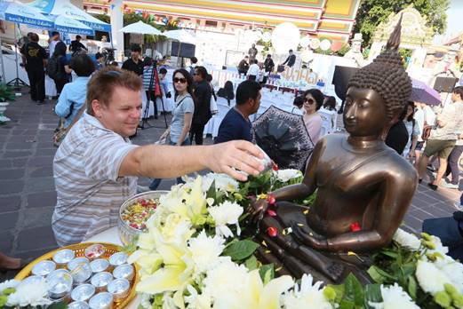 """Water Festival 2017 เทศกาลวิถีน้ำ...วิถีไทย"" ครั้งที่ 3 ภายใต้แนวคิด ""มงคลปีใหม่ไทย"""