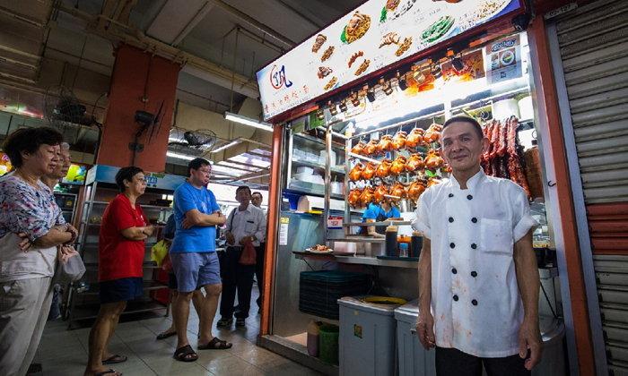 สิงคโปร์เตรียมเปิดตัวงานเทศกาลอาหารสตรีทฟู้ดจากมิชลินไกด์ เป็นครั้งแรก