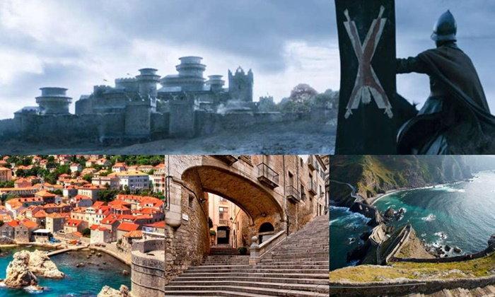 """6 สถานที่ต้องไปเยือน ถ้าเป็นแฟน """"Game of Thrones"""""""