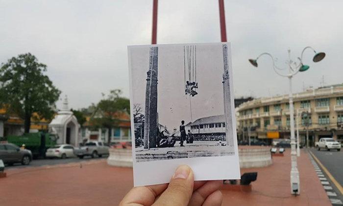 อดีตและปัจจุบัน โลกคู่ขนานผ่านรูปถ่ายและสถานที่!!
