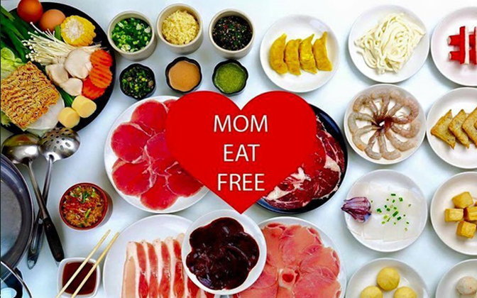 โปรโมชั่นวันแม่ 5 ร้านอาหารจัดเต็ม จ่ายสบายกระเป๋า!!
