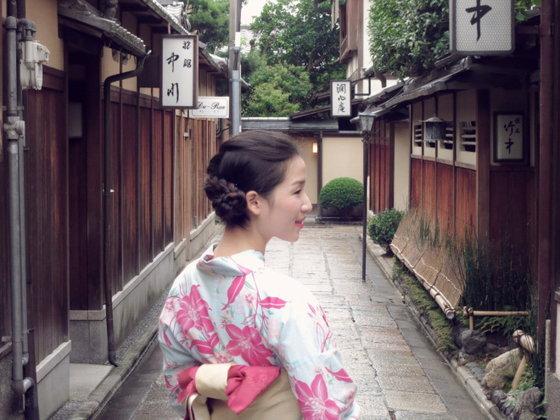JAPAN ON A BUDGET เที่ยวญี่ปุ่นไม่แพงอย่างที่คิด ตอนที่ 3 ยูกะตะ ณ เกียวโต