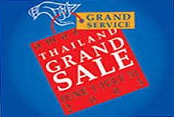 Amazing Thailand Grand Sale Grand Service 2003