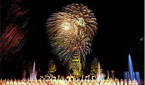 เทศกาลเที่ยวพิมาย ประจำปี 2553