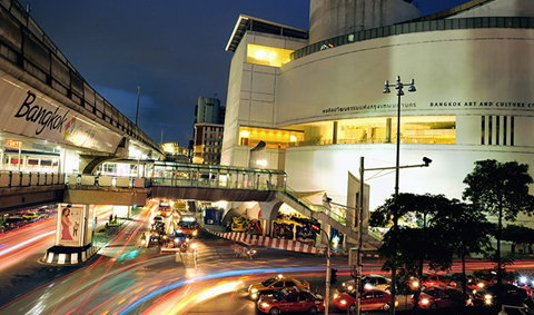 หอศิลปวัฒนธรรมกรุงเทพมหานคร