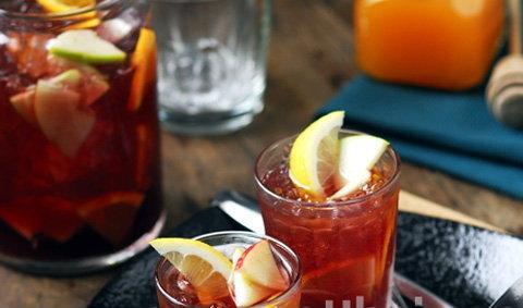 Non-Alcohol Sangria อร่อย ไม่เมา