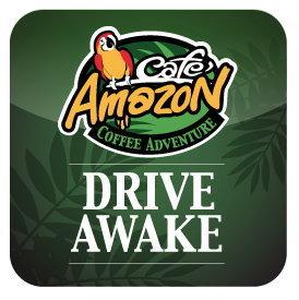 Café Amazon Drive Awake  จะดีแค่ไหนถ้ามีคนมาค่อยช่วยปลุกให้ตื่น