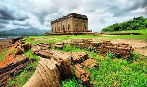 10 ที่เที่ยวกาญจนบุรี ท่ามกลางธรรมชาติ ห้ามพลาดไปชมเด็ดขาด