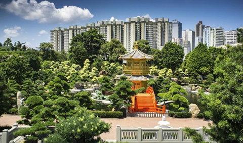 10 สุดยอดสวนสาธารณะในเอเชีย 2013