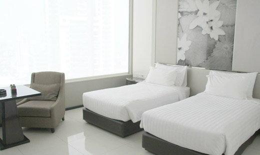 โรงแรมแกรนด์เซนเตอร์พอยด์ เทอร์มินัล 21
