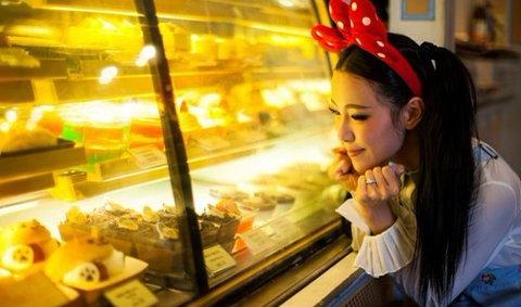 ทับทิม มัลลิกา พาตะลุยชิมอาหารอร่อยเลิศที่ฮ่องกงดิสนีย์แลนด์