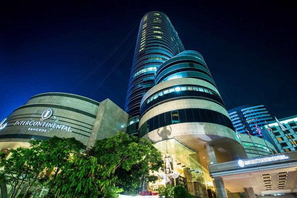 โรงแรมอินเตอร์คอนติเนนตัล กรุงเทพฯ ชนะรางวัลโรงแรมที่ดีที่สุด