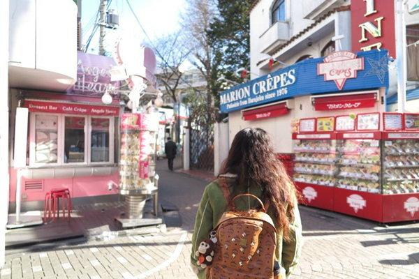 BACKPACK เที่ยวญี่ปุ่น...แบบฉบับสองสาวแม่ลูก ไม่มีหลง