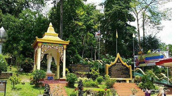 """""""วัดเขาสุกิม""""  สถานที่ศักดิ์สิทธิ์ เมืองจันทบุรี"""