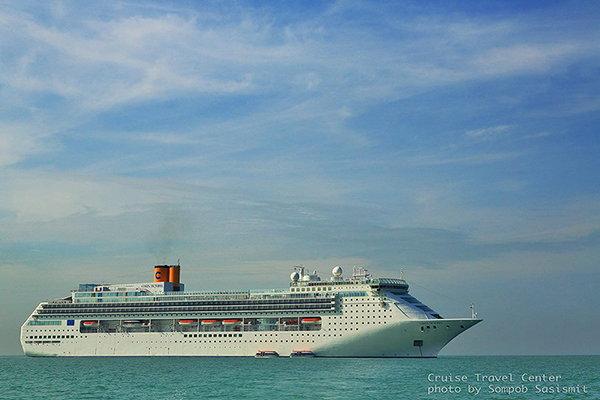 ล่องเรือหรู Costa Victoria จากสิงคโปร์ สู่มาเลเซีย