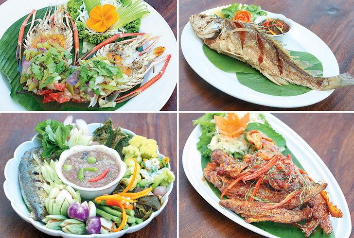 'บ้านอยุธยารมย์' อาหารไทยโบราณขนานแท้ที่กรุงเก่า
