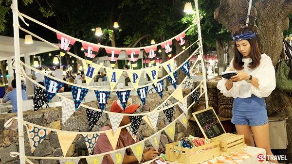 'Cicada' ตลาดนัดคนกลางคืน..ที่มีใจรักศิลปะและสินค้า Handmade