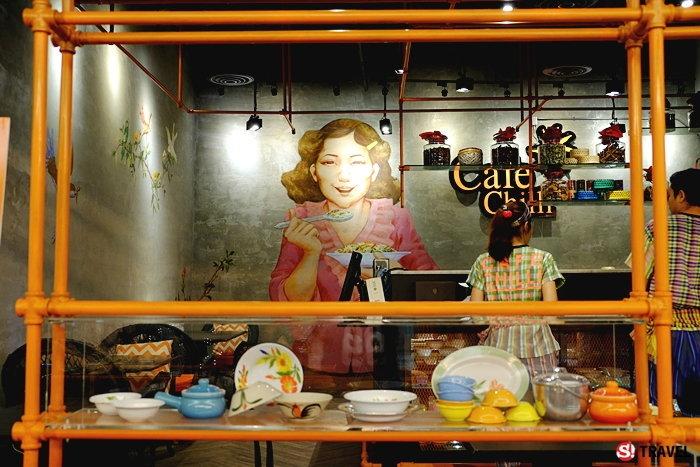 """""""Cafe Chilli"""" ร้านอาหารใจกลางเมือง อร่อยแบบลูกอีสานขนานแท้"""
