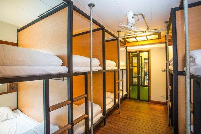 5 ที่พักเชียงใหม่ ราคาหลักร้อย ในนิมมาน
