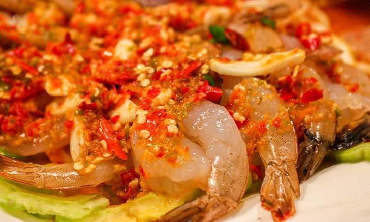 แจกสูตรกุ้งแช่น้ำปลา ซีฟู้ดแซ่บ เมนูเด็ดทำง่ายอร่อยได้ที่บ้าน