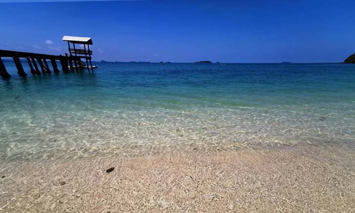ระยองปิดเกาะเสม็ดส่งผลธรรมชาติพักฟื้น ชายหาดสวยงามทั่วทั้งเกาะ