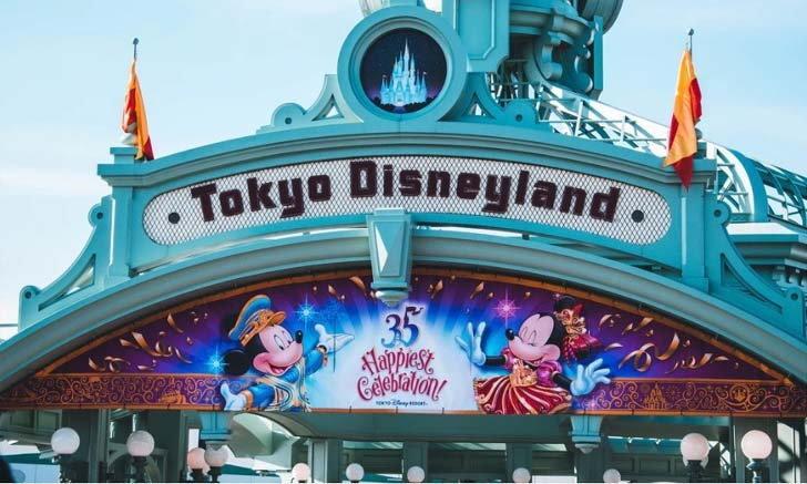 """เหตุผลที่ """"โตเกียวดิสนีย์แลนด์"""" ตั้งอยู่ที่จังหวัดจิบะ ไม่ใช่โตเกียว!"""