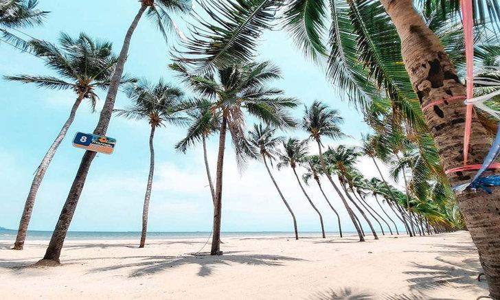เผยภาพบางแสนในวันที่ไร้ซึ่งเตียงผ้าใบ สวยงามราวกับหาดไมอามี่!