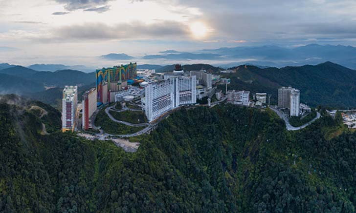 Resorts World Genting และ Sunway Malaysia ประกาศปิดชั่วคราวหวั่นพิษโควิด-19