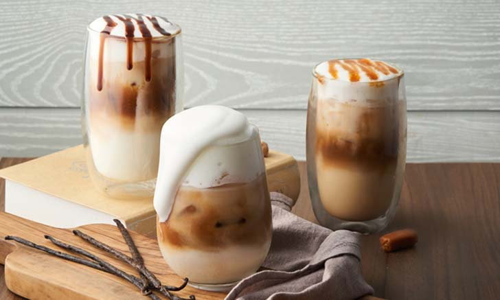 THE COFFEE CLUB เปิดตัว 3 เมนู กาแฟนมรสชาติใหม่ล่าสุด ในราคาเพียง 95 บาท!