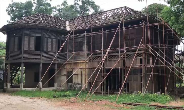 ลำปางวอนอนุรักษ์บ้านหลุยส์โบราณอายุ 120 ปี ขออย่าให้ทุบทิ้ง