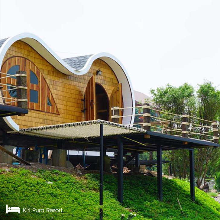 Kiri Pura Resort ที่พักเขาค้อ
