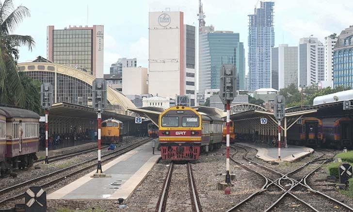 การรถไฟฯ ประกาศเปิดให้บริการเส้นทางสายเหนือ และสายตะวันออกเฉียงเหนือชั่วคราว 30 วัน