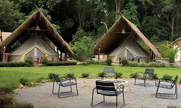 10 ที่พักเต็นท์วิวสุดสวย สัมผัสธรรมชาติสุดชิล