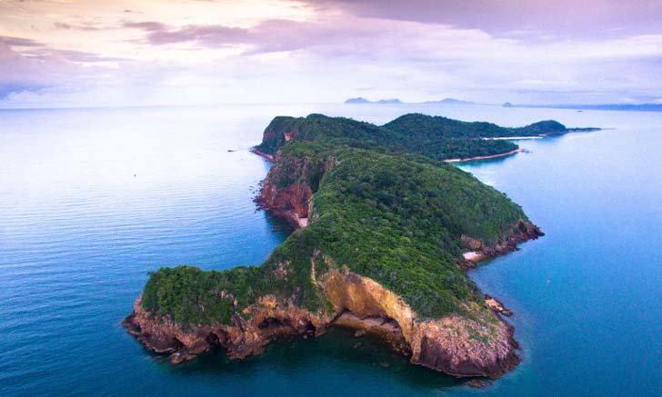 เที่ยวเกาะทะลุ ดำน้ำดูปะการัง ทะเลสวยแห่งประจวบคีรีขันธ์