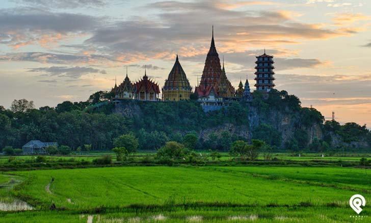 """""""Thai Feaw By Kanchanaburi"""" มหกรรมท่องเที่ยวและอาหารสุดยิ่งใหญ่ของจังหวัดกาญจนุบรี"""