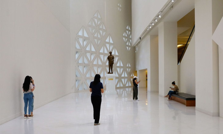 MOCA BANGKOK พิพิธภัณฑ์ศิลปะใจกลางกรุงเทพฯ อีกหนึ่งความภาคภูมิใจของคนไทย