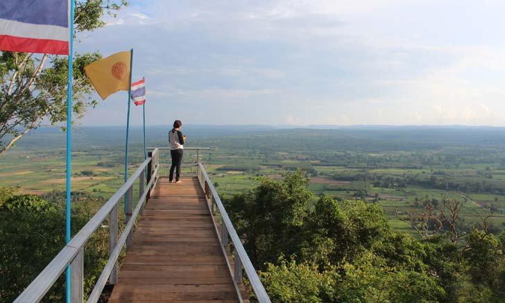 ภูกิ่งฟ้าครบุรี โคราช ปรับปรุงภูมิทัศน์สวยงามรอรับนักท่องเที่ยว