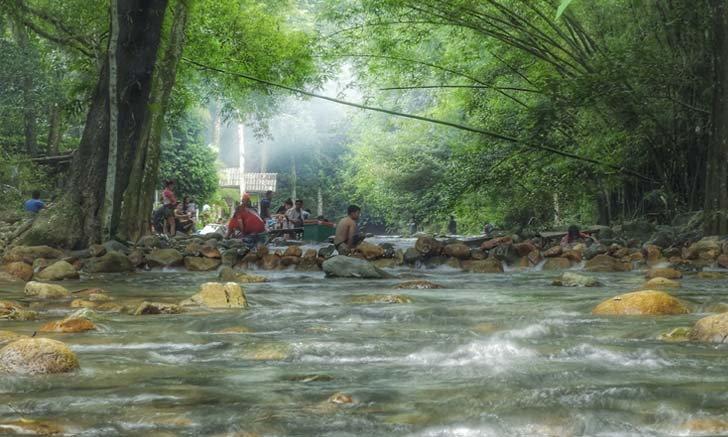น้ำตกคลองมะเดื่อ โอเอซิสกลางป่าใหญ่ นครนายก