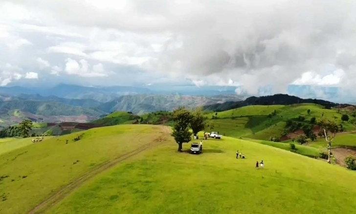 ดอยแม่โถ ทุ่งหญ้าสะวันนาแห่งเชียงใหม่ ชมวิวธรรมชาติแบบ 360 องศา