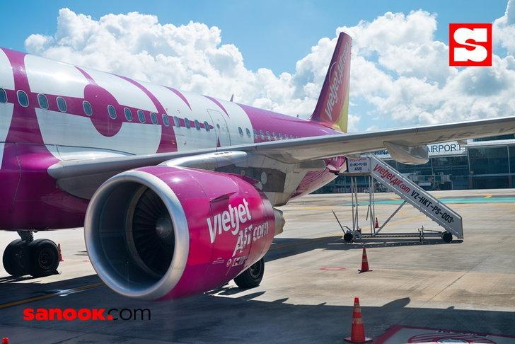สายการบิน Vietjet Airline