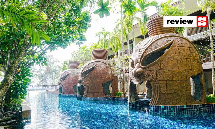 Graceland Khaolak Beach Resort รีสอร์ทลักชัวรี่ บรรยากาศหรู ในสไตล์ชนเผ่ามอแกน